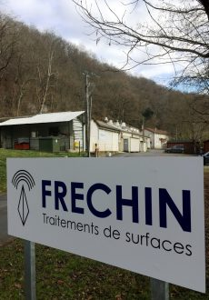 Site FRECHIN